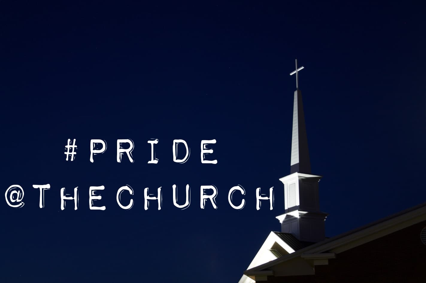 Pride At The Church